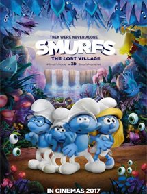 Smurfs: The Lost Village Movie Pictures