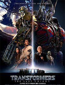 All about Transformers: The Last Knight