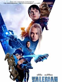 All about Valerian and the City of a Thousand Planets