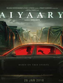 All about Aiyaary