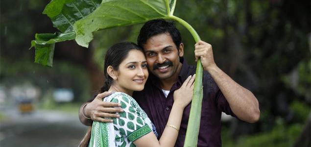 Karthi & Sayyeshaa  in 'Kadai Kutty Singam' - New Stills