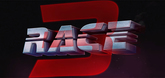 RACE 3 - Motion Logo