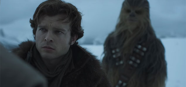 Solo: A Star Wars Story - Trailer