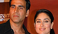 Akki & Bebo grace KI-Hungama event