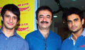 3 Idiots cast at Radio Mirchi