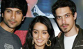 Teen Patti star cast at Oberoi mALL