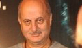 Siddharth, Vishal Bhardwaj & Anupam Kher at Striker Music Launch
