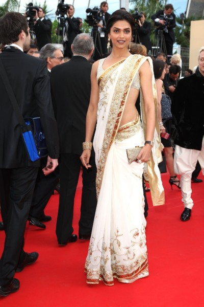 Deepika one-up on Ash in first Cannes appearance