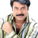 Mammootty with Revathi in 'Raavu Maayumbol'