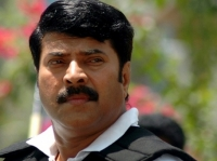 Mammootty fined by the traffic police!