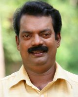 Salim Kumar caught breaking the queue before Beverages store