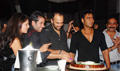 Ajay & Kajol at Golmaal returns Success party