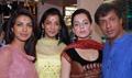 Priyanka, Kangana attend 'Fashion' music launch