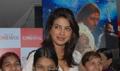 priyanka watches drona with underprivileged kids