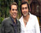 Bobby Celebrated 'Father's Day' With Dharmendra