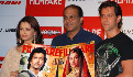 Hrithik, Ash Unveil Filmfare Issue