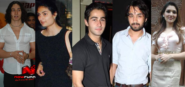 Coming soon: The promising 'Gen Next' of Bollywood