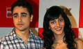 Shruti and Imran Khan promote Luck at Big FM