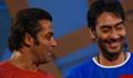 Salman, Ajay & Asin promote London Dreams on Saregama Finale