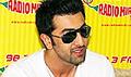 Ranbir promotes Rocket Singh on Radio Mirchi