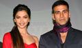 Akshay and  Deepika grace CC2C New York Premiere