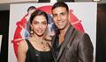 Akshay and  Deepika at CC2C Toronto premiere