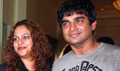 Madhavan and Neetu at 13B success party