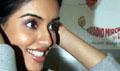 Asin promotes London Dreams on Radio Mirchi