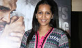 Meghna Naidu at special screening of Red Alert