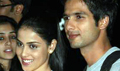 Shahid Genelia spend a night in car for Dance pe Chance