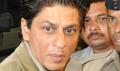 Shahrukh, Kajol & Karan leave for MNIK premiere