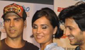 Akshay, Arjun, Lara & Ritesh grace Housefull-ICC 20-20 worldcup media meet