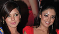 Neetu Chandra and Tanushree glam up Apartment bash