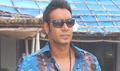 Ajay Devgan Poses For OUATIM Promotions