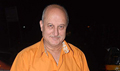Anupam Kher launches the music of film Soch Lo