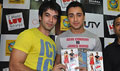 Imraan Khan and Punit Malhotra Unveil IHLS DVD