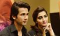 Shahid and Sonam Kapoor Speak to the Media on Mausam