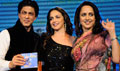 Shahrukh Khan & Akshay grace Tell Me O Kkhuda music launch