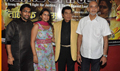 Ashutosh and Asrani at the launch of In The Name of Tai film