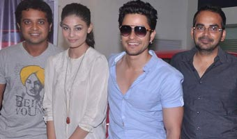 Kunal Khemu Meet For Movie Go Goa Gone