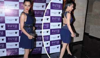Celebs at Harper's Bazaar Bash