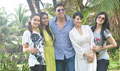 Housefull 2 Party at Akshay Kumar House