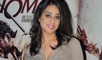 Mahi Gill promotes Paan Singh Tomar
