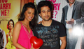 Mugdha, Rajeev at Will You Marry Me promotional event