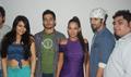 Sadda Adda promotional shoot