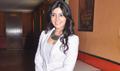 Samantha at Eega press meet