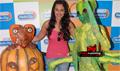 Sonakshi Sinha promotes Joker at Radio City