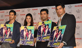 Student Of The Year Actors At Filmfare Magazine Launch