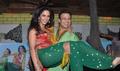 Vivek And Mallika Promoting 'Kismet Love Paisa Dilli' at Pritam Da Dhaba