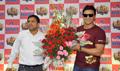Vivek Oberoi Promotes 'Kismet Love Paisa Dilli' At Reliance Mart